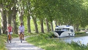 法國南運河(Canal du Midi)