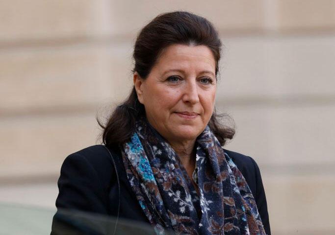 Agnès Buzyn, ex-ministra da Saúde de  França