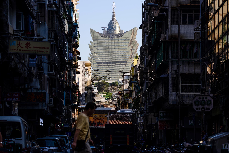 Macau. 29 de Agosto de 2017.