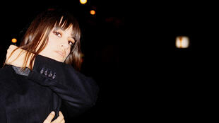 La cantante pop francesa Clara Luciani.