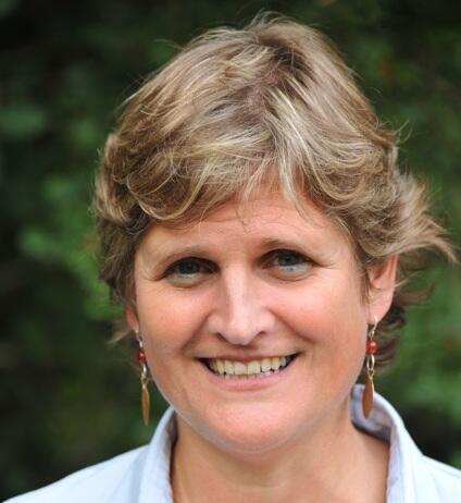 Isabelle Perrin, secrétaire générale d'ATD Quart Monde.
