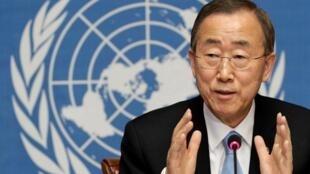 Les réserves de Ban Ki-moon soulignent à quel point l'ONU est mal à l'aise avec l'opération militaire au Mali.