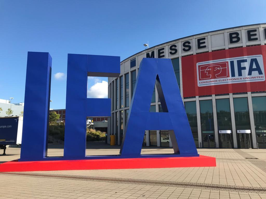 IFA is one of the oldest industrial exhibitions in Germany.