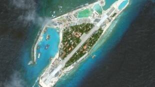 Việt Nam kéo dài đường bằng trên đảo Trường Sa lớn, từ 760 m thành 1.000 m.