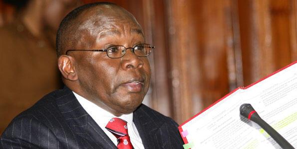Githu Mwigae muendesha mashtaka mkuu wa Kenya