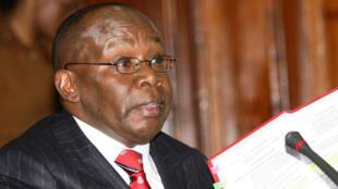 Mwanasheria mkuu wa Kenya Githu Muigai