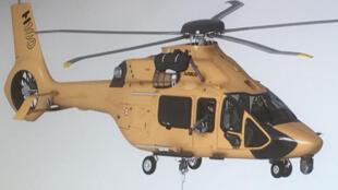 Le H160 futur hélicoptère des armées.