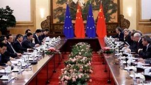 據悉為了應對貿易保守主義的回升 今年的中歐峰會將提前舉行