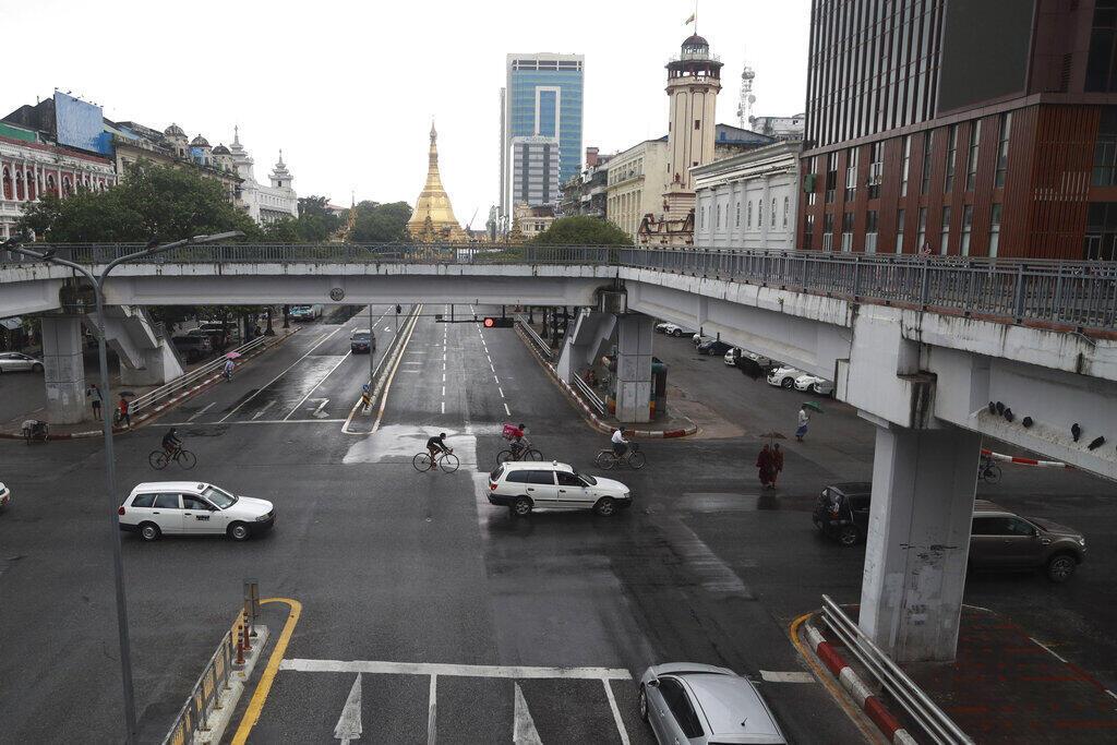 Birmanie - Rangoun