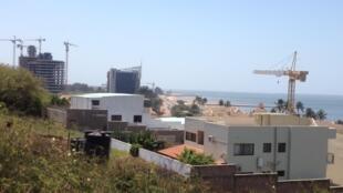 Obras em Maputo
