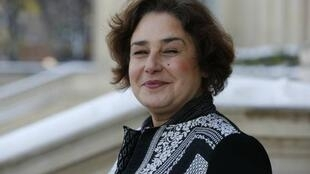 法国外交部发言人Agnès von der Mühll