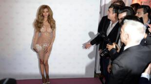 Zahia Dehar launches a lingerie boutique