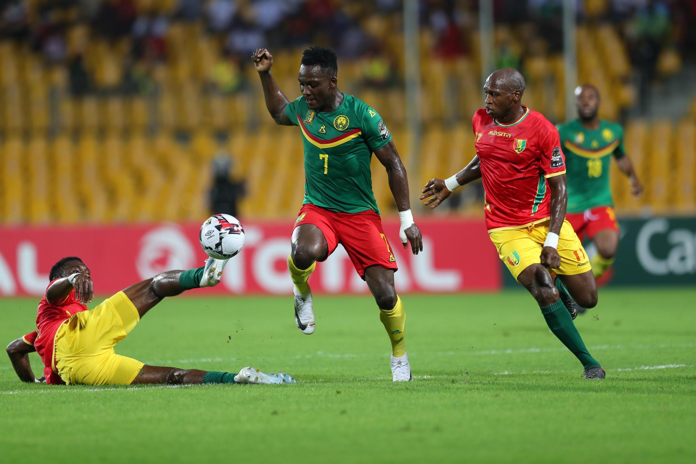 Os Camarões perderam por 0-2 frente à Guiné-Conacri na luta pelo terceiro lugar.