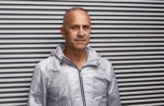 José Manoel Gonçalves, diretor do 104, espaço cultural de Paris