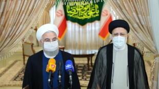 Rohani Raïssi Iran