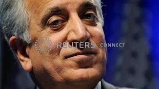 Zalmay Khalilzad, former U.S. ambassador to Afghanistan, Iraq and the United Nations, listens to speakers during a panel discussion on Afghanistan at the Conservative Political Action conference (CPAC) in Washington, February 12, 2011.