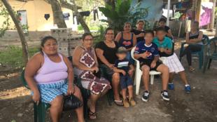 Les habitants de Pimienta se disent persécutés depuis leur participation aux manifestations post-électorales de 2017.