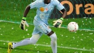 Le portier Togolais Kossi Agassa a été déterminant dans le match contre le Gabon.
