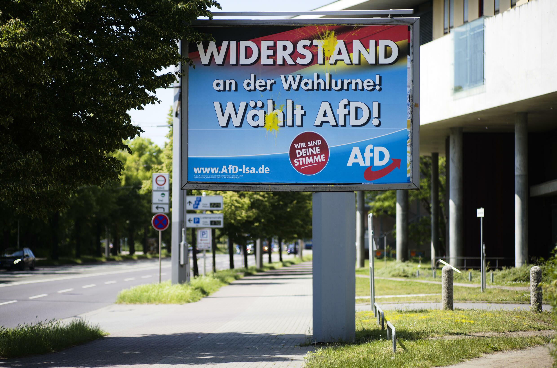 Allemagne - AfD - Législatives - AP21154481339011