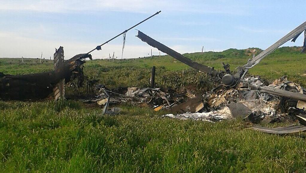 阿塞拜疆的纳戈尔诺-卡拉巴赫边境地区爆发战事。2016-04-02