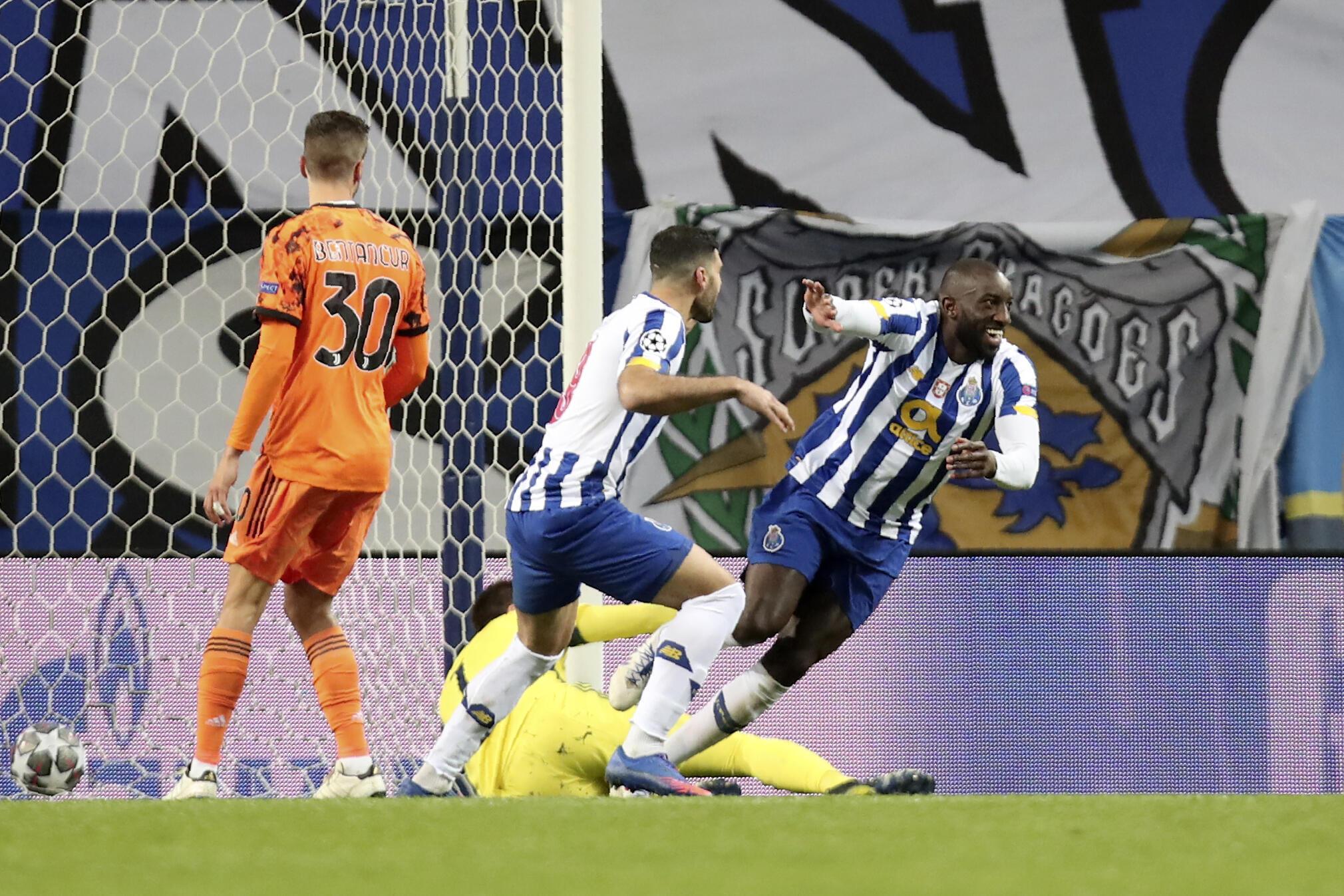 PHOTO Moussa Marega vs Juventus - 17 février 2021