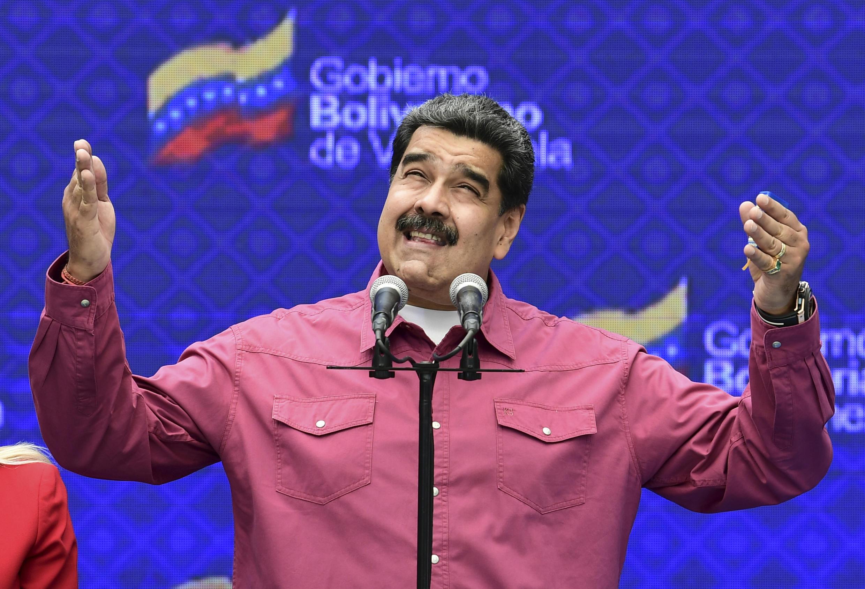 Nicolás Maduro obtuvo la mayoría en el Parlamento venezolano en unas cuestionadas elecciones