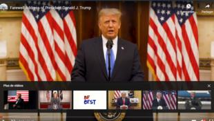 TrumpFarewell Address