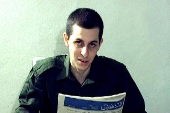 Gilad Shalit, askari jeshi wa Israel anaeshikiliwa na Hamas