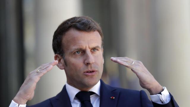 法国将逐步解禁 餐饮准备恢复营业(photo:RFI)