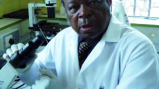 Le professeur Jean-Jacques Muyembe.