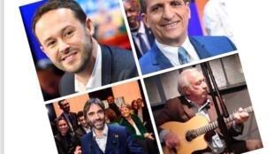 2020年巴黎市長候選人男性篇
