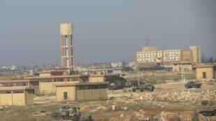 Le régime syrien de Bachar el-Assad est le seul utilisateur de mines antipersonnel.