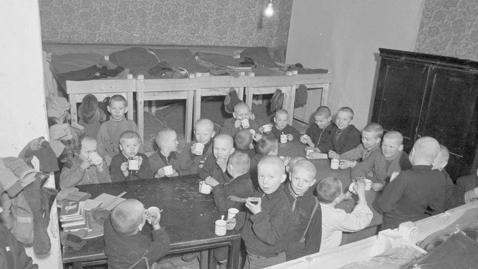 Une école de réforme en Finlande.