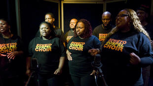 Soweto Gospel Choir au studio 136