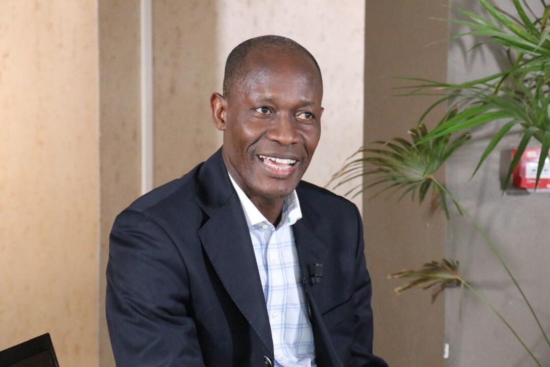 Mamadou Ndiaye Journaliste Editorialiste
