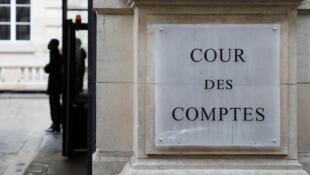 Le siège de la Cour des comptes à Paris.