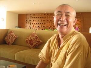 Nhà văn, blogger Nguyễn Quang Lập.