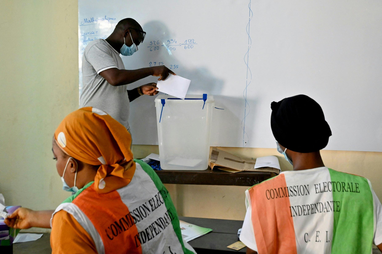 Côte d'Ivoire - vote - législative - CEI - commission electorale indépendante