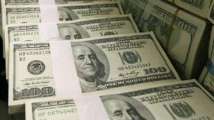 Dólares norte-americanos.