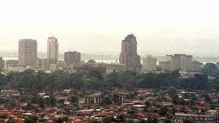 Vue général de Kinshasa, capitale de la RDC (photo d'illustration).