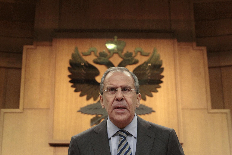 O chanceler russo Sergei Lavrov chega nesta quarta-feira em Teerã para nova rodada de discussões sobre o programa nuclear iraniano.