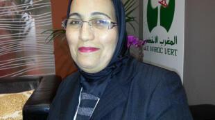 Khadija Bendriss, directrice du Développement de la commercialisation des produits du terroir à l'Agence pour le Développement Agricole.