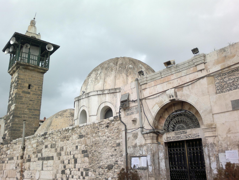 Thành cổ Hama ở Syria.