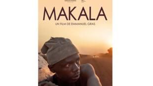Affiche du film «Makala», d'Emmanuel Gras.