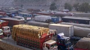 Pakistan on Saturday sealed its border with Afghanistan to NATO supplies