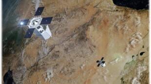 Le satellite CSO.