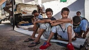 Rikicn Libya ya jefa hatta yara cikin matsananciyar yunwa