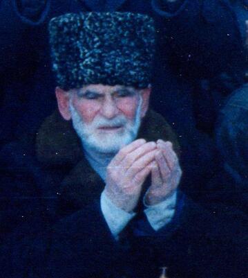 Адрахман Картоев  - убит в июне 2009 года в Ингушетии