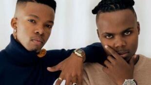 Le groupe sud africain Blaq Diamond.