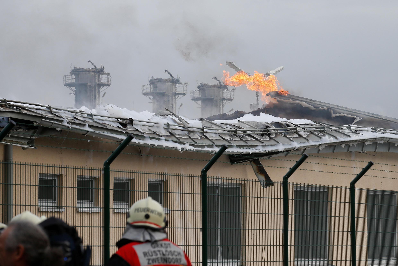 На крупном газораспределительном хабе в Австрии произошел мощный взрыв, нарушивший поставки на южном направлении.